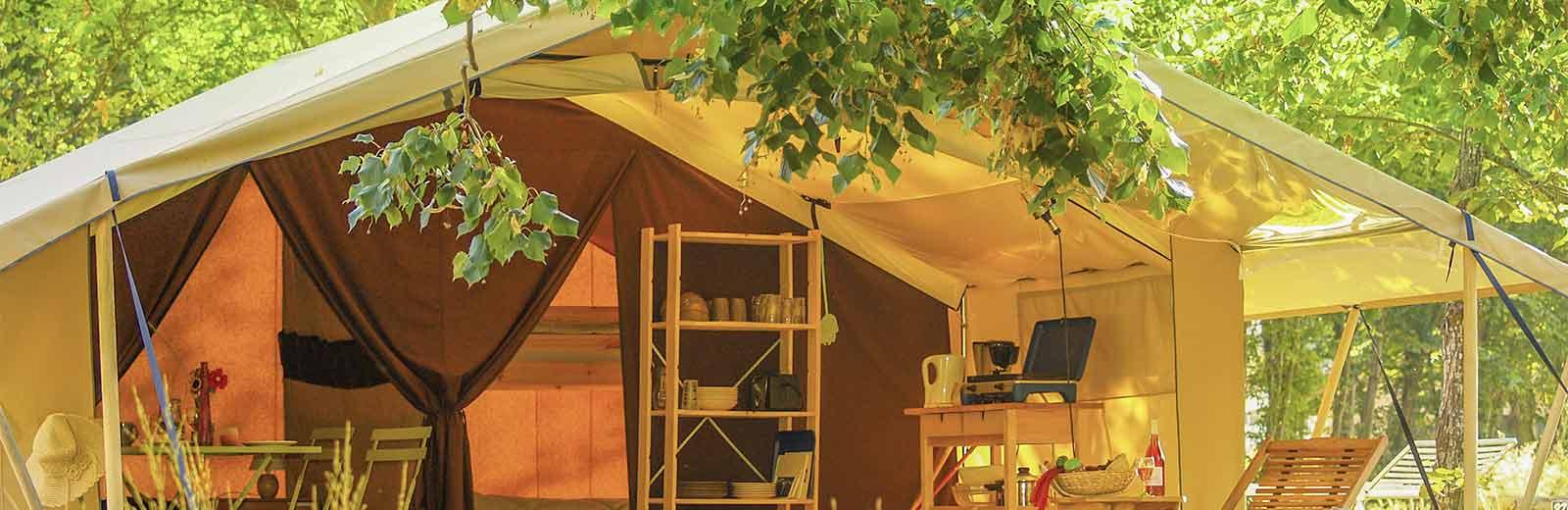 location tente canadienne Auvergne