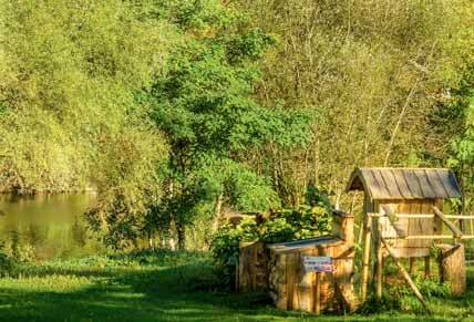 Ecological gardening in Auvergne