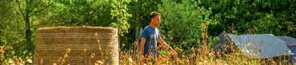 Jardiner en Famille en Auvergne