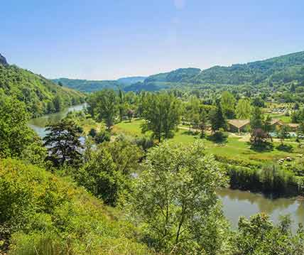 Atypische accommodatie in de Auvergne