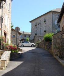 Village Haute loire