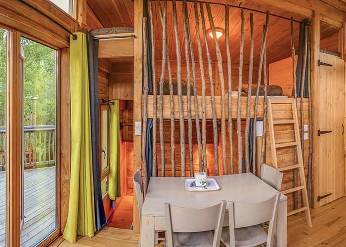tree-house auvergne